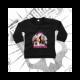 Camiseta Manga Larga Bebé (Negra)