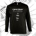 Camiseta Manga Larga Chico