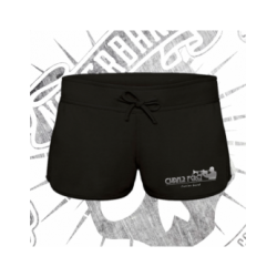 Pantalon Corto Mujer (Negro)