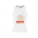 Camiseta Espalda Nadadora Chica
