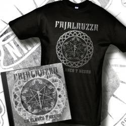 """Pack EP + Camiseta """"En Blanco Y Negro"""""""