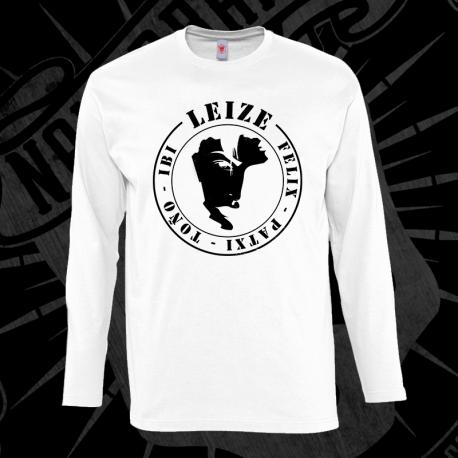 Camiseta Manga Larga Hombre (Blanca)