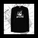 Camiseta Manga Larga Niño (Negra)