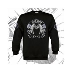 Basic Sweatshirt | Kids (Black)