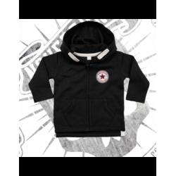Zip Up Hoodie | Baby (Black)