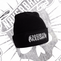 Gorro diseño Old English logo