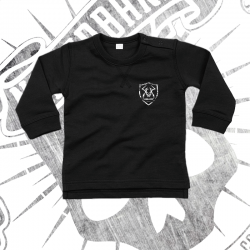 T-Shirt | Long Sleeve | Baby (Black)