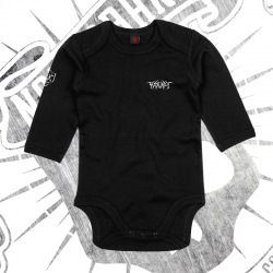Body | Long Sleeve| Baby (Black)