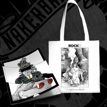 Pack: Revista + Bolsa (Blanca)