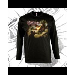 T-Shirt | Long Sleeve | Man (Black)