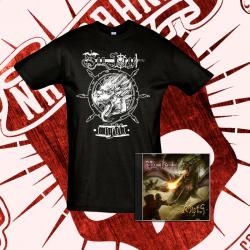 "PACK: CD ""MYTH"" + Camiseta de Manga Corta (Hombre)"