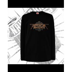 T-Shirt | Long Sleeves | Kids (Black)