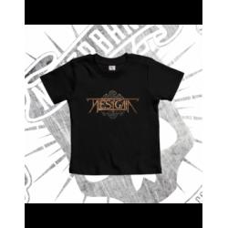 T-Shirt | Short Sleeve | Baby (Black)