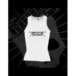 T-Shirt | Swimming Back | Woman (White)