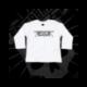 Camiseta Manga Larga Bebé (Blanca)