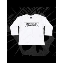 T-Shirt | Long Sleeve | Baby (White)