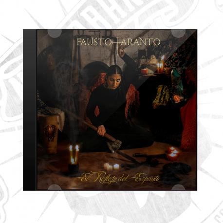 "RESERVA PACK: CD + Camiseta ""El Reflejo Del Espanto"""