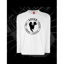 Camiseta Manga Larga Niño (Blanca)