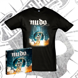 "Pack CD ""Rabia"" + Camiseta manga corta"
