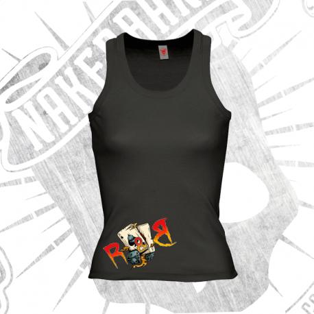 Camiseta Espalda Nadadora Niña