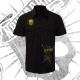 Camisa Manga corta diseño Gris