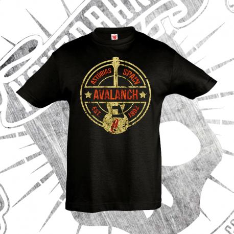T-Shirt | Short Sleeves | Kids (Black)