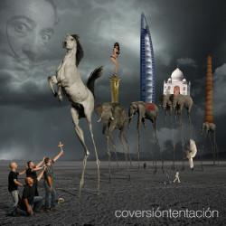"""CD: Coversión - """"Tentación"""" (2012)"""