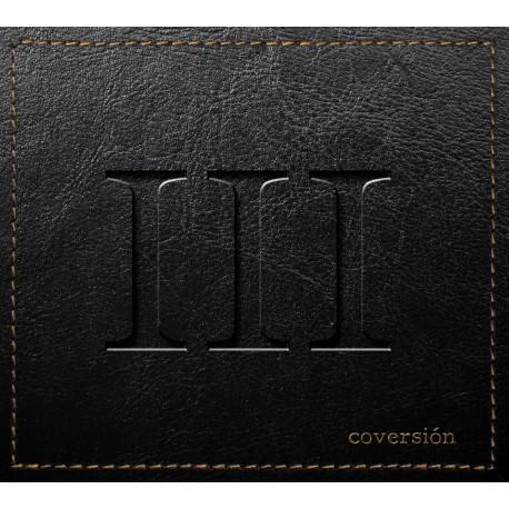 "CD: Coversión - ""III"" (2016)"