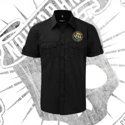 Men's Roll Sleeve Shirt