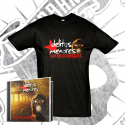 "Pack CD ""Autodestrucción"" + Camiseta Manga Corta Chico"