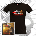 "Pack CD ""Autodestrucción"" + Camiseta Manga Corta Chica"