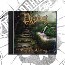 """CD - Ekyrian: """"Memorias del bosque"""""""