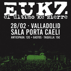 (27-02-20) E.U.K.Z. en Valladolid | Sala Porta Caeli