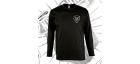 Camiseta Manga Larga Hombre (Negra)