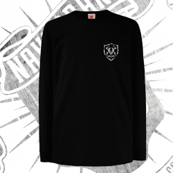 T-Shirt | Long Sleeves | Kids (Black)