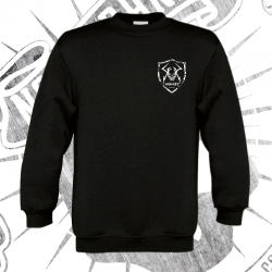 Basic Sweatshirt | Kids (Black)
