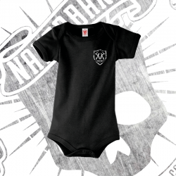 Body | Short Sleeve | Baby (Black)