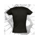 T-Shirt | Short Sleeve | Woman (Black)