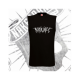 T-Shirt | Sleeveless | Man (Black)