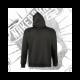 Hoodie | Unisex (Black)
