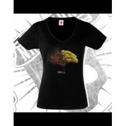 T-Shirt | Short Sleeve (V-neck) | Woman