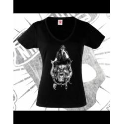 T-Shirt   Long Sleeve   Woman