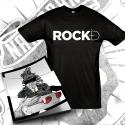 Pack: Revista + Camiseta Manga Corta Hombre (Negra)