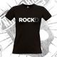 Pack: Revista + Camiseta Manga Corta Mujer (Negra)