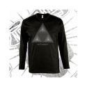 T-Shirt | Long Sleeve | Man (Black)