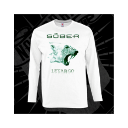 T-Shirt | Long Sleeve | Man (White)