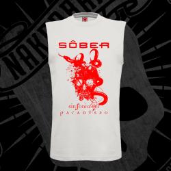 T-Shirt | Sleeveless | Man (White)