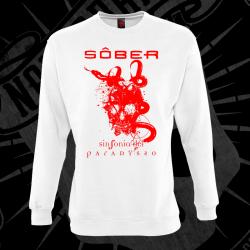 Basic Sweatshirt | Unisex (White)
