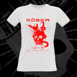 T-Shirt | Short Sleeve | Woman (White)