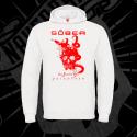 Hoodie | Unisex (White)